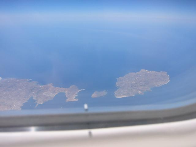 Another Island from the Plane